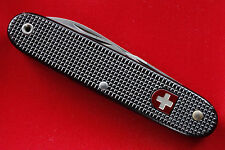 Victorinox Limited Edition Alox Soldier Railway Black Beauty Swiss army knife