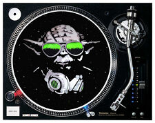 STAR WARS  - Yoda DJ -  Turntable / DJ Slipmats