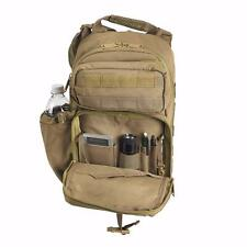 NEW US PeaceKeeper Stryker Sling Pack Backpack Concealed Carry COYOTE TAN P40320