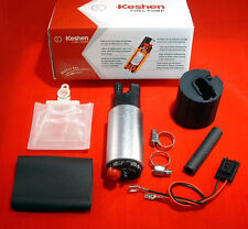 255LPH High Pressure & High Flow Fuel Pump In-Tank + Install Kit  Fits GSS341