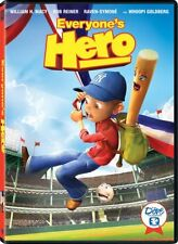 Everyone's Hero by Jake T. Austin, Brian Dennehy, Whoopi Goldberg, Ritchie Alle