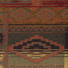 SOUTHWEST UPHOLSTERY FABRIC  LODGE SEDONA CANYON RUSTIC CHENILLE