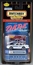 Matchbox DARE D.A.R.E. Collection Landover Hills Police Department Maryland 2000