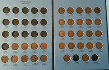 Indian Head Penny collection 1879 – 1909 Cents G+ new Whitman folder (31 coins)
