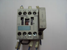 Siemens Sirius Contactor Relay 3RT1015-1BB41 With Surge Suppressor 3RT1916-1EH00