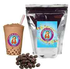 10+ Drinks Coffee Boba Tea Kit: Tea Powder, Tapioca Pearls & Straws