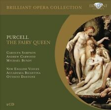 Purcell: the Fairy Queen, New Music