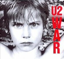 War (Deluxe Edition) by U2 (CD, Jul-2008, 2 Discs, Island (Label))