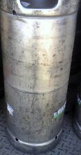 "1/6 Barrel 5 gn Log Style Sankey Drop-in ""D"" Top Stainless Steel Beer Keg  5.16"