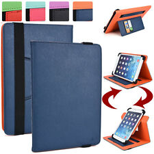 Universal 9 9.7 10 10.2 inch Tablet Rotation Folio Case Cover with Stand