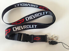 NEW CAMARO CHEVROLET Lanyard Keychain Quick Release Thermal Transfer Printing