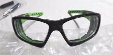 (1) - UVEX SW-12 Green/Black and (1) - SW-06 Frames - Rx-able - Brand New Unisex