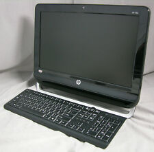 "HP 1155 AMD E1-1500 1.48GHz 4GB 500GB Win 8 18"" LCD All in One PC"