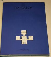 DAIDALOS 1994 #53-54 Architecture Art Culture 2 Vol bnd Architektur Kunst Kultur