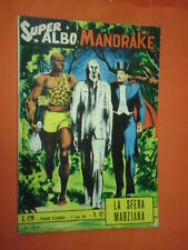 SUPER ALBO SPADA MANDRAKE  -N°92-DEL 1964 DA LIRE 120 SUPERALBO-raro  b