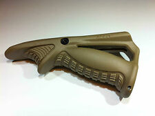 Airsoft PTK Angled Fore-Grip for Marui AEG GBB AFG FAB Defense (Tan)