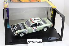 Ricko 1:18 scale Mercedes-Benz 500SLC Rally Cote d`Ivoire 1981 - TOBACCO livery