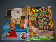 MAD SPEZIAL***COMIC***NEUE SERIE***HEFT**NR.11***KING KONG + MINIPOSTER***