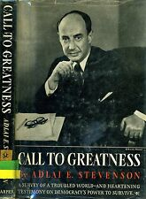 Call To Greatness. . 1954. .