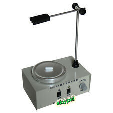 Heating Hot Plate Hotplate Magnetic Stirrer Mixer Heater Chemical Laboratory