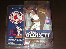 2007 JOSH BECKETT MCFARLANE SEIRES 17 BASEBALL FIGURE SEALED BOSTON RED SOX
