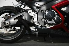 Jardine GP-1 Slip-on Exhaust Steel Alu Ceramic Black Fits Suzuki GSX-R600 06-07