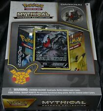 Darkrai Mythical Pokemon Collection Box Trading Cards Game Booster Pack NEW