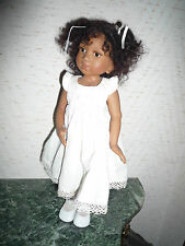 POUPEE DOLL DE COLLECTION  DE L ' ARTISTE BERDINE CREEDY KANDAS