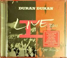 Duran Duran Live 2011 A Diamand In The Life Cd Sigillato