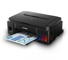 Canon PIXMA G2000 Refillable Ink Tank All-In-One for High Volume Printing(P,S,C)