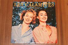 """Les Calamités  – Vélomoteur (1987) (Vinyl 7"""") (Polydor – 887 253-7)"""