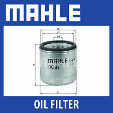 MAHLE Motorbike Oil Filter OC91D for BMW Motorcycles - Single
