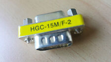 VGA Male to Female Adapter HGC-15M/F-2 15 Pin 1-785-512-31