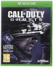 Call of duty ghosts limited edition chute libre (Xbox One) new & sealed uk stock