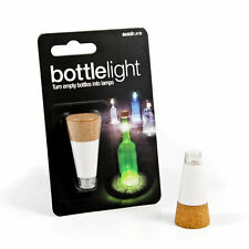 Suck UK - Wine Bottle Lamp Light - USB Rechargeable - Cork Stopper