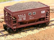 """6-Pk of HO Scale TACONITE ORE PELLET LOADS for Walthers """"Minnesota"""" Taconite Car"""
