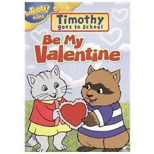 Timothy Goes To School: Be My Valentine (DVD, 2010) NEW DVD