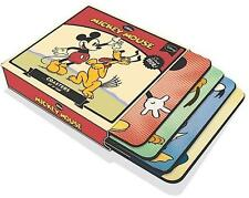 Disney: Mickey & Friends Drinks Coaster Set - New & Official In Card Slipcase