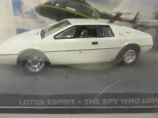 JAMES BOND CARS COLLECTION 016 LOTUS ESPIRIT SPY WHO LOVED ME