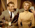 "DANNY KAYE VERA ELLEN WHITE CHRISTMAS 1954 8X10"" HAND COLOR TINTED PHOTOGRAPH"