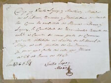 A49-DOCUMENTO FISCAL AÑO 1867 EN MURCIA,REALES COMPLETO