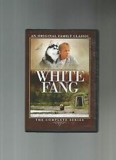 White Fang: The Complete Series (2-Disc Set), DVD