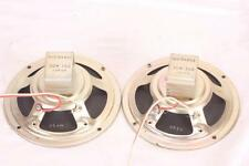 "Vintage Coral 6""  16OHM Mid Range Speakers"