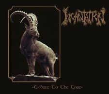 Incantation - tribute to the goat (Digibook CD), limited to 999 copies, NEU NEW