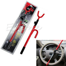 New Steering Wheel Vehicle Lock Anti Theft Device Security Standard Car Truck