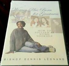 Women are Born for Greatness - How to Succeed at Being Yourself Rare & OOP DVD