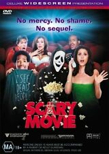 Scary Movie (DVD, 2001) Region 4 Disc