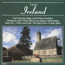 I Love to Sing Irish Songs by Wooden Spoon (CD, Nov-...