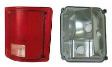 Fits 73 - 87 Chevy GMC Truck Taillight Passenger NEW Taillamp Lens and Housing