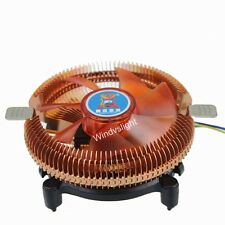 4 Pin 12V PC CPU Intel 775 1156 AMD AM2/AM3/754/939 Heat Sink Cooler Cooling Fan